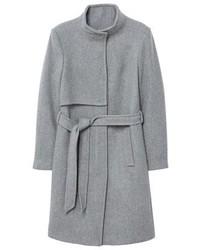Cappotto grigio di Mango