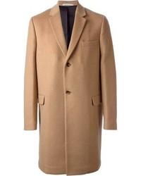 Cappotto marrone chiaro