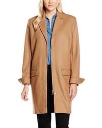 Cappotto marrone chiaro di Wood Wood