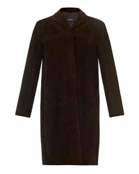 Cappotto marrone scuro
