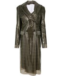 Cappotto marrone scuro di Calvin Klein