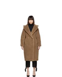 Cappotto marrone di Max Mara