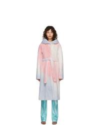 Cappotto multicolore di Saks Potts
