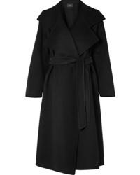 Cappotto nero di Akris