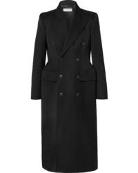 Cappotto nero di Balenciaga