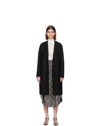 Cappotto nero di Harris Wharf London