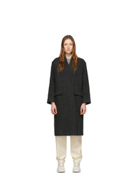Cappotto nero di Isabel Marant Etoile