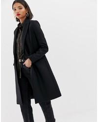 Cappotto nero di Mango