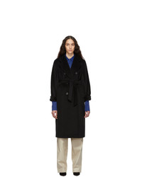 Cappotto nero di Max Mara