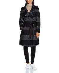 Cappotto nero di René Lezard