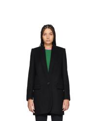 Cappotto nero di Stella McCartney