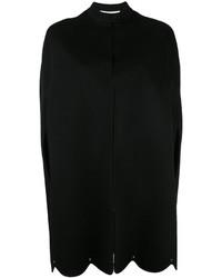 Cappotto nero di Valentino