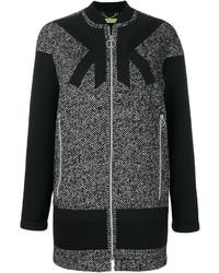Cappotto nero di Versace