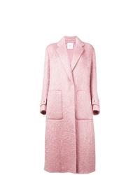 Cappotto rosa di Agnona