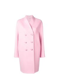 Cappotto rosa di Ermanno Scervino