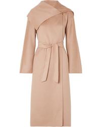 Cappotto rosa di Max Mara