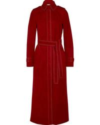 Cappotto rosso di Gabriela Hearst