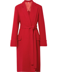 Cappotto rosso di Helmut Lang