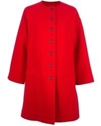 Cappotti rossi da donna di Kenzo  ac1b9694585f