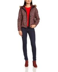 Cappotto rosso di Kookai