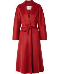 Cappotto rosso di Max Mara