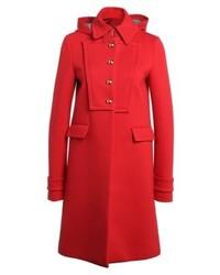 Cappotto rosso di Pinko