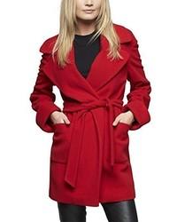 Cappotto rosso di Unbekannt
