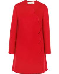 Cappotto rosso di Valentino