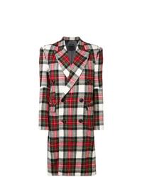 huge discount 8def0 43255 Cappotti scozzesi rossi da donna | Moda donna | Lookastic