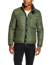 Cappotto verde oliva di Duck and Cover