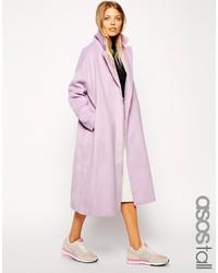 Cappotto viola chiaro di Asos