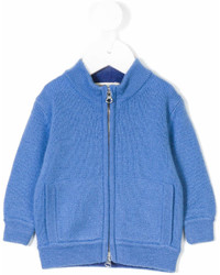 Cardigan blu