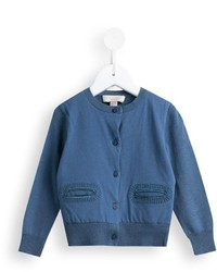 Cardigan blu di Stella McCartney
