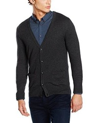 Cardigan grigio scuro di Scotch & Soda