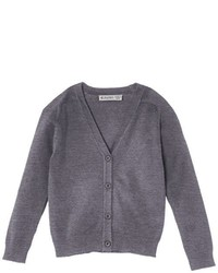 Cardigan grigio scuro di Trutex Limited