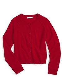 Cardigan rosso