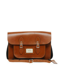 Leather satchel company medium 91642