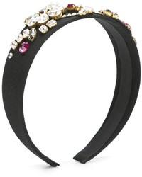 Cerchietto nero di Dolce & Gabbana