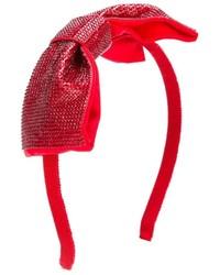 Cerchietto rosso di Simonetta