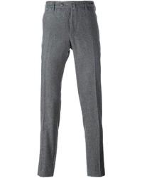 Chino di lana grigi