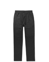 Chino di lana grigio scuro di YMC