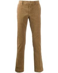 Chino di velluto a coste marrone chiaro di Polo Ralph Lauren