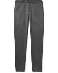 Chino grigio scuro