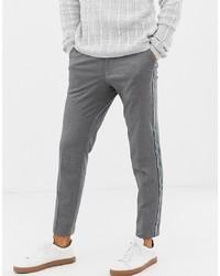 Chino grigio scuro di Burton Menswear
