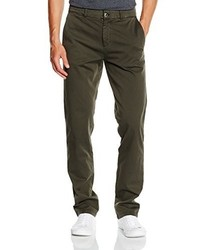 Chino verde oliva di 7 For All Mankind