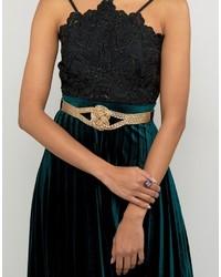 check-out a871a 8616d Cinture dorate da donna di Reclaimed Vintage   Moda donna ...