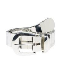 Cintura argento di Missguided