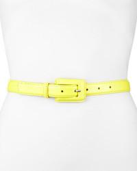 Cintura gialla