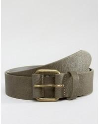 Cintura grigio scuro di Asos