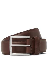 Cintura in pelle marrone scuro di Andersons